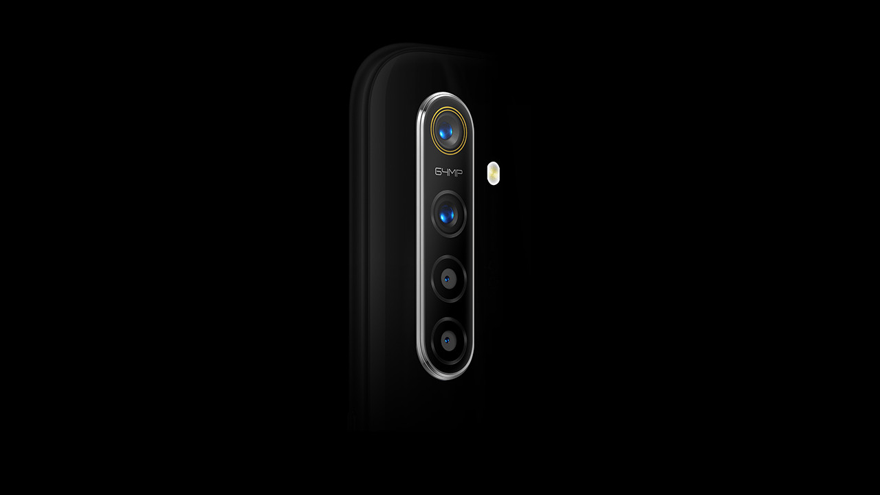 Upcoming Realme device with 64MP GW1 Sensor