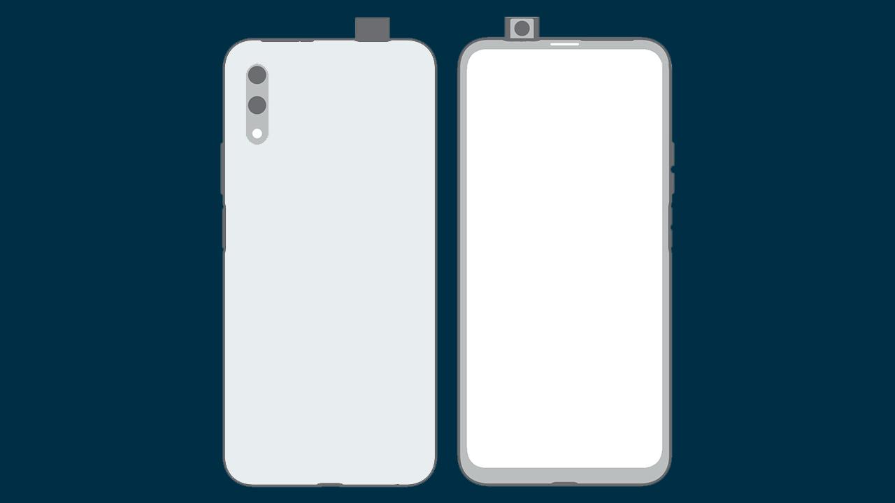 Honor 9X design