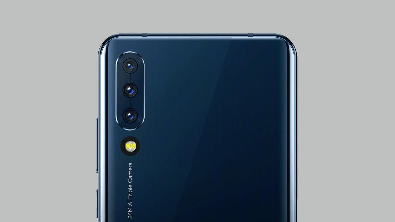 Lenovo Z6 Cameras