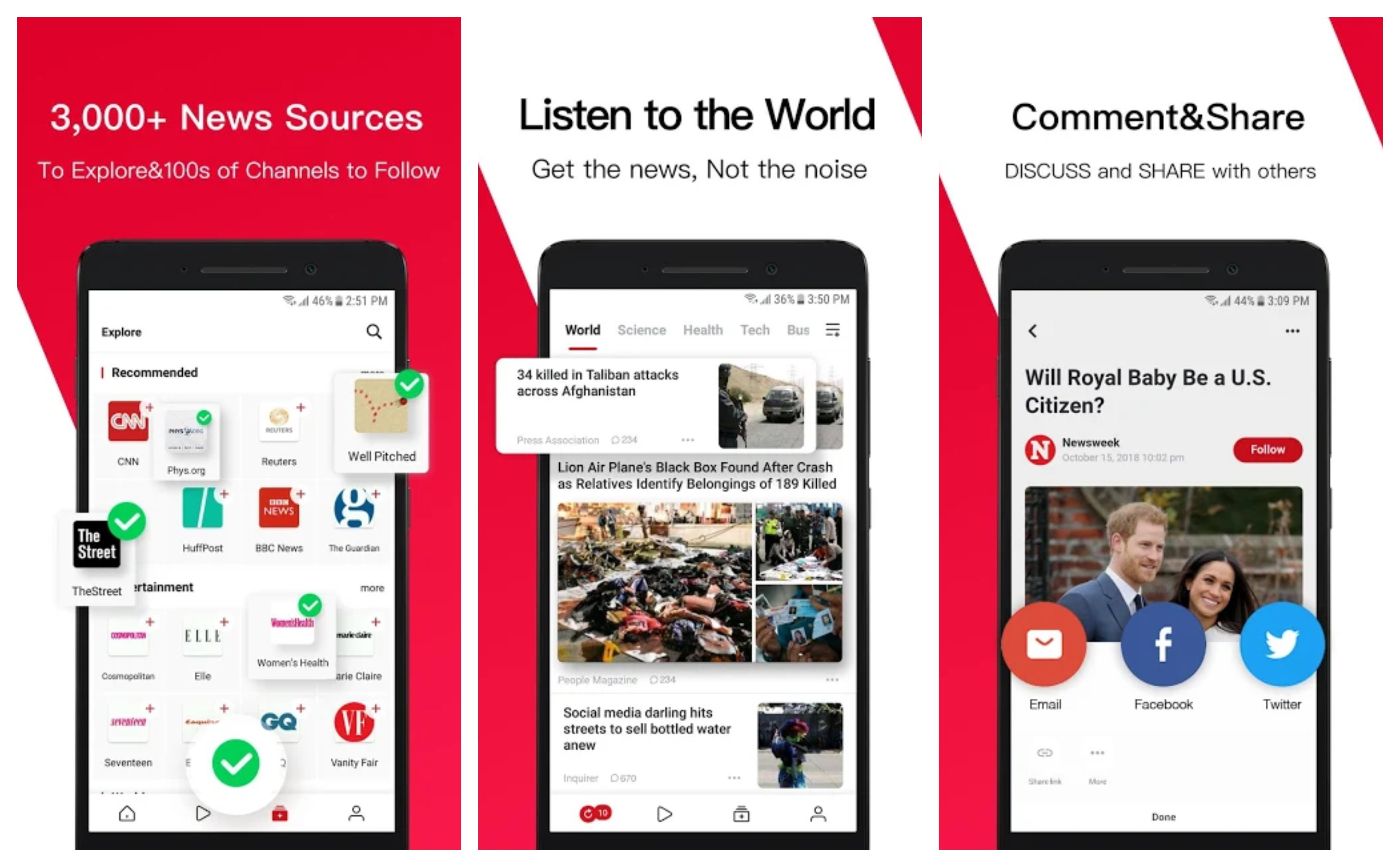 News Republic Best technology apps for android