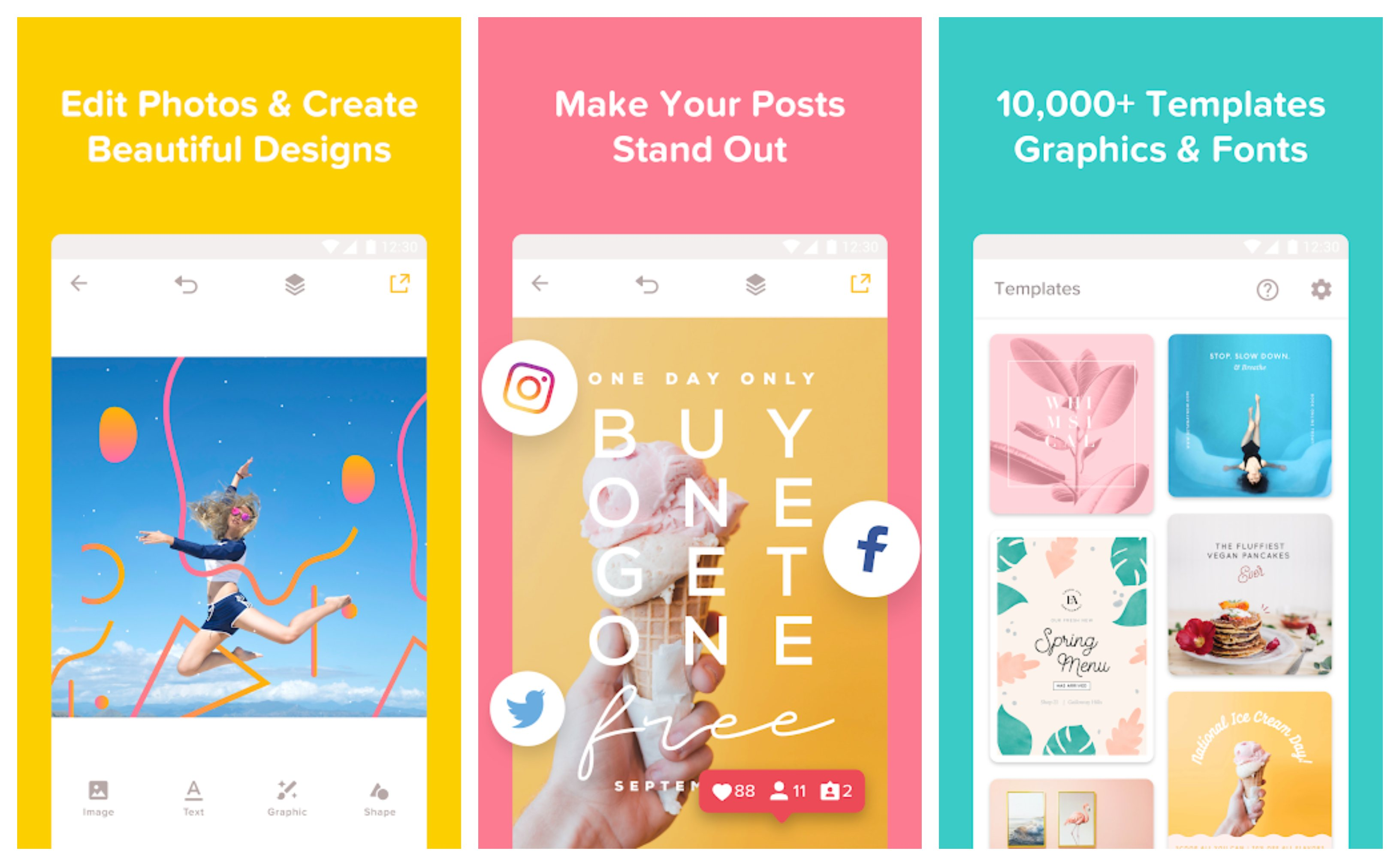 Over Free Instagram Story Templates