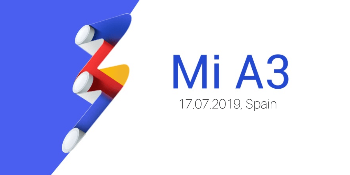 Xiaomi Mi A3 Launch Date for Spain