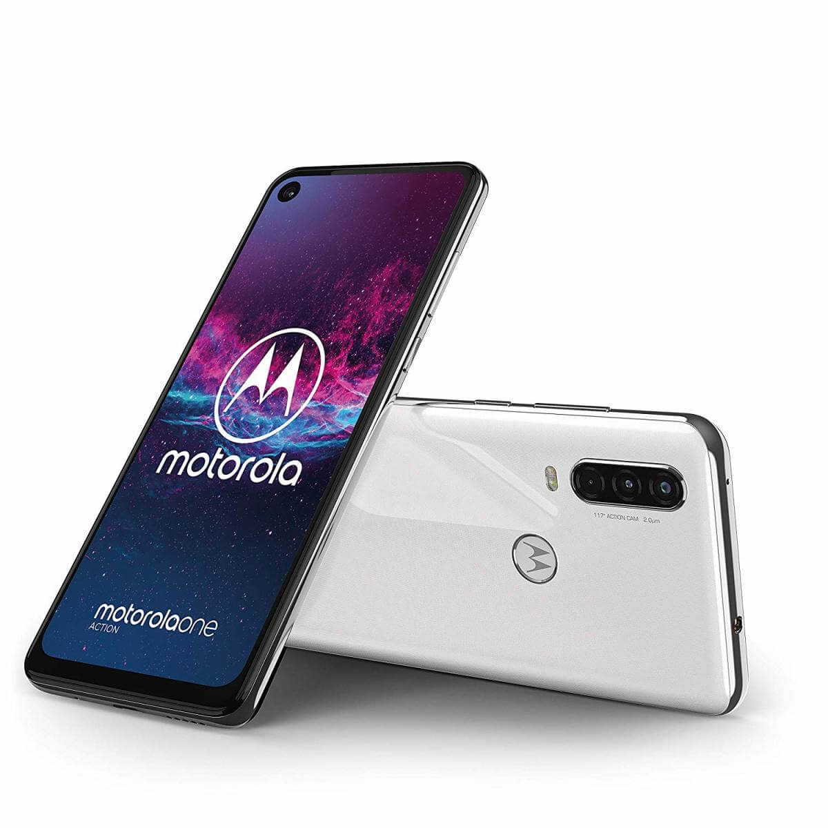 Motorola One Action official with ultra-wide Action Cam