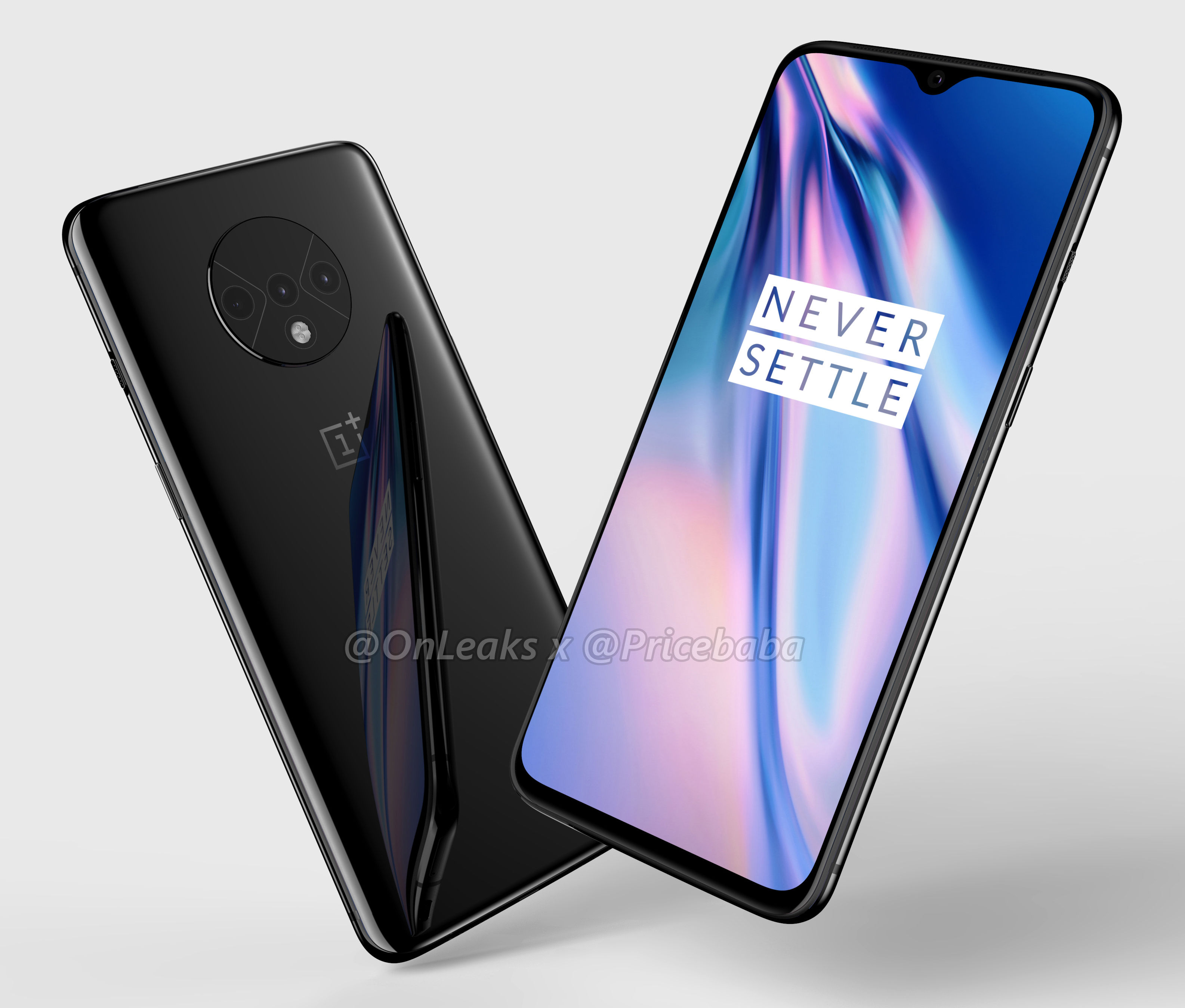 CAD renders reveal Oneplus 7T with circular camera module