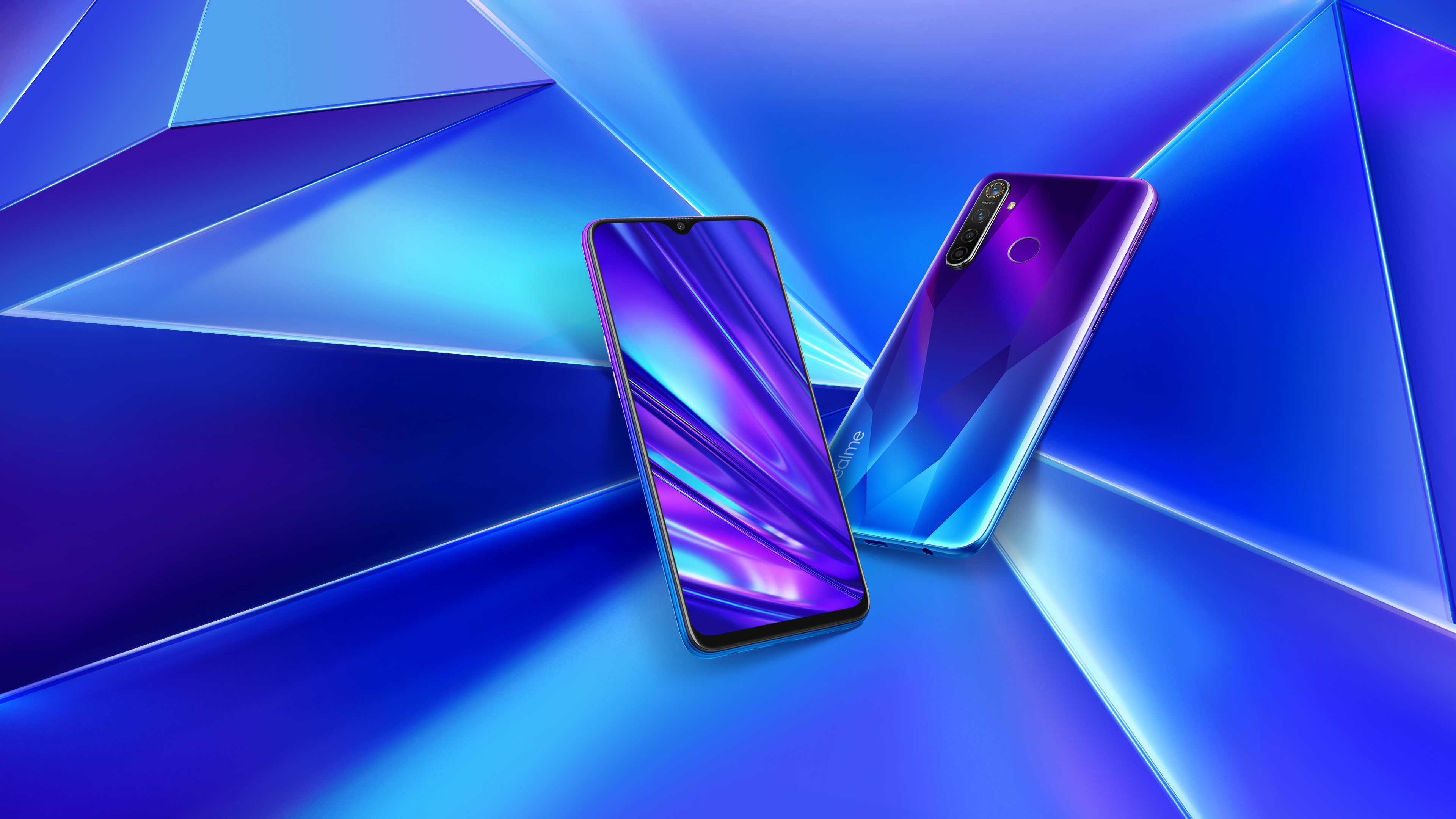Realme 5 Pro Sparkling Blue