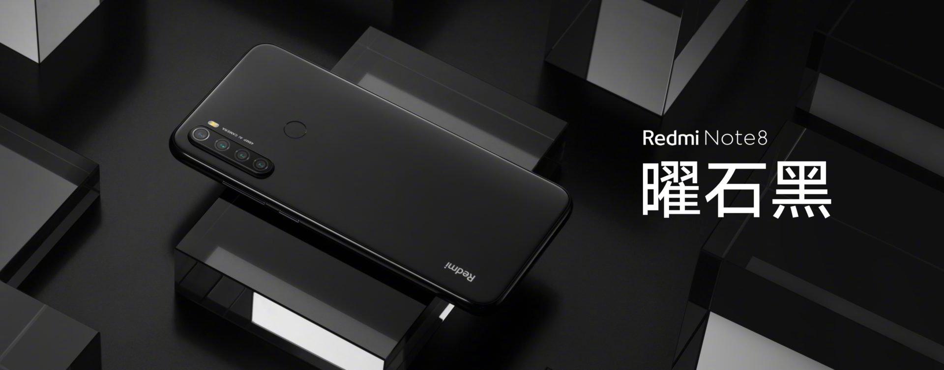Redmi Note 8 has 4,000mAh battery