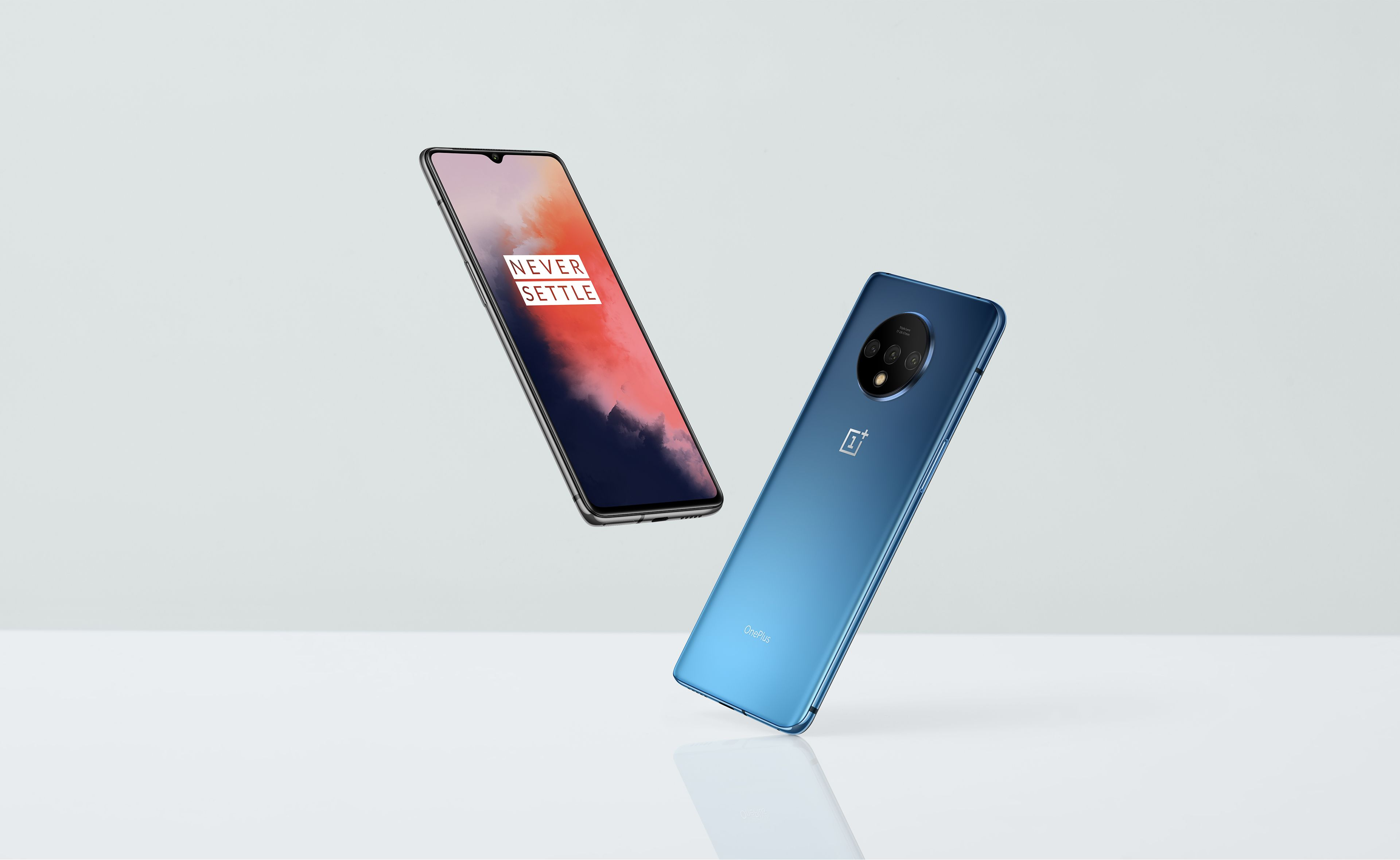 OnePlus 7T launched with 90Hz AMOLED Display & Snapdragon 855+