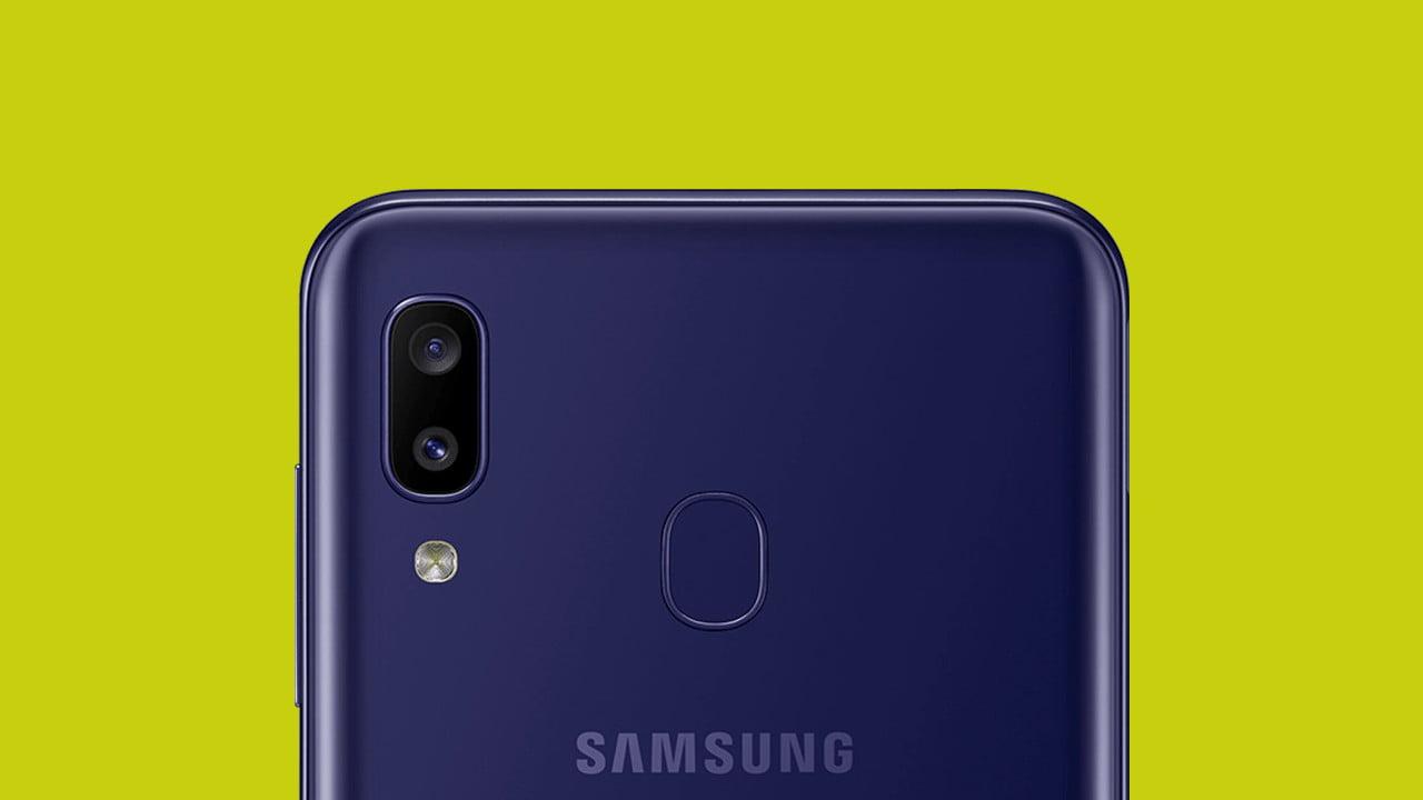 Samsung Galaxy M10s has a Fingerprint Scanner