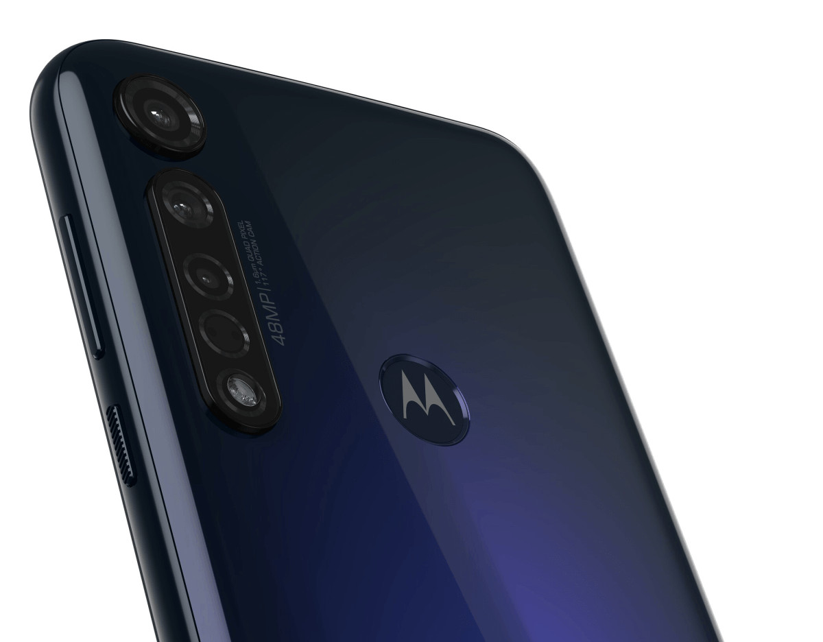 This is the Moto G8 Plus of 2019