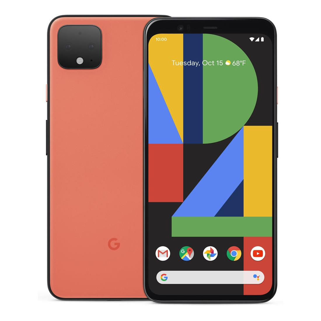 Google Pixel 4 Oh So Orange