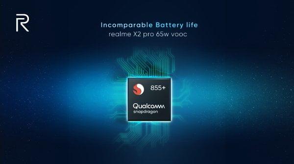 Realme X2 Pro 65W Super VOOC Charging