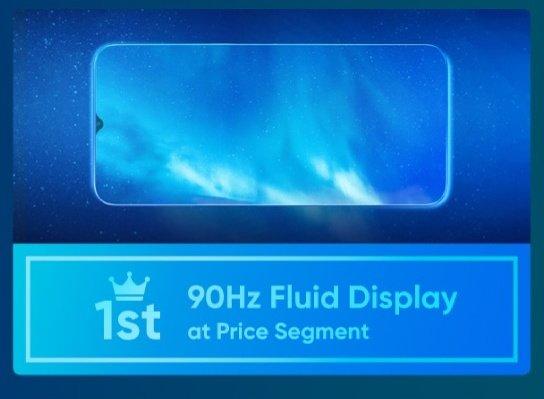 Realme X2 Pro 90Hz Display