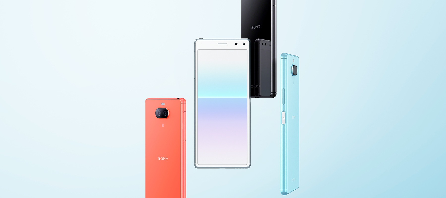 Sony Xperia 8 Design