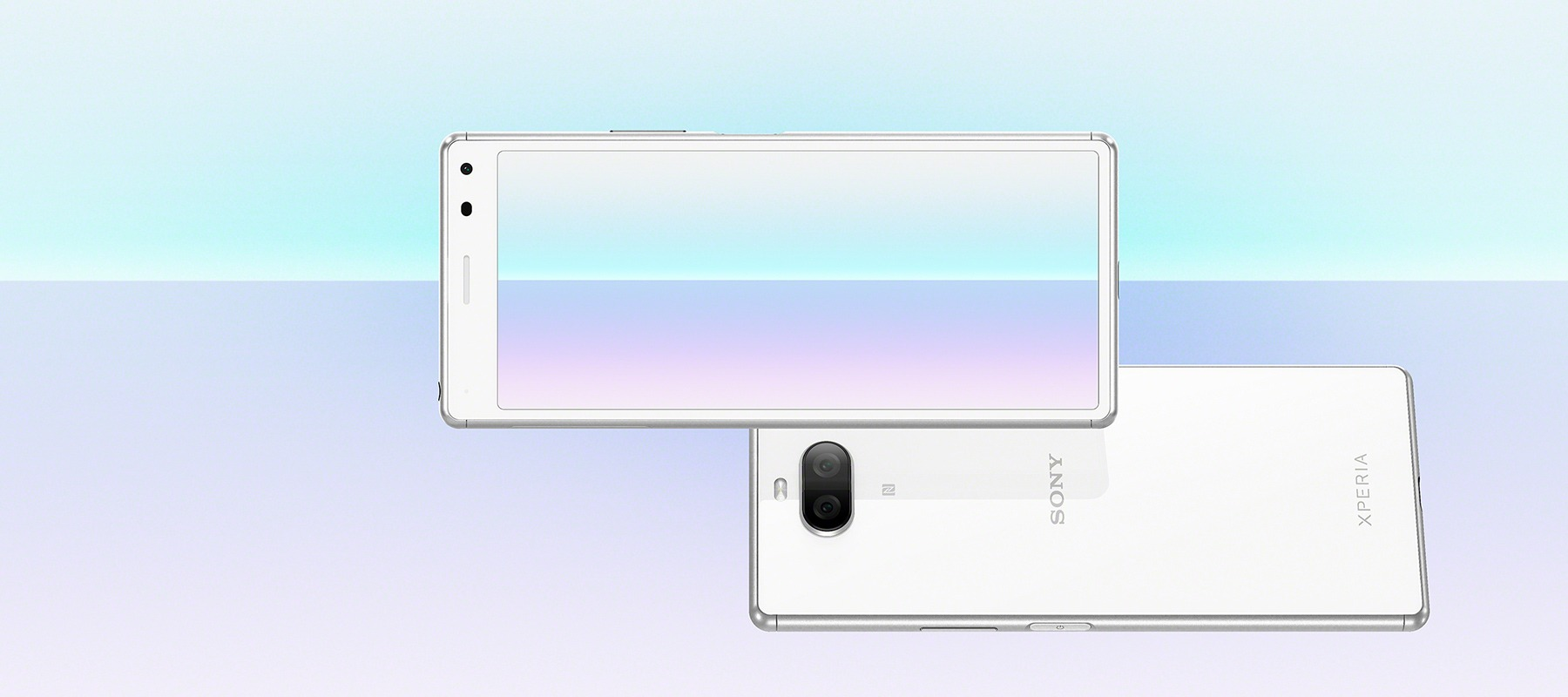 Sony Xperia 8 Display