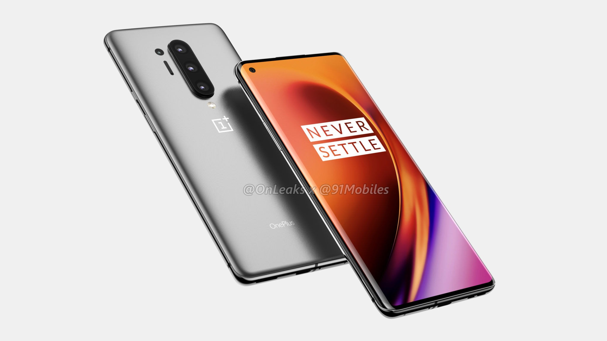 OnePlus 8 Pro CAD renders reveal Quad cameras on the back