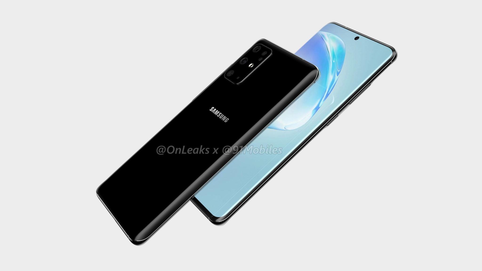 Samsung Galaxy S11 Design