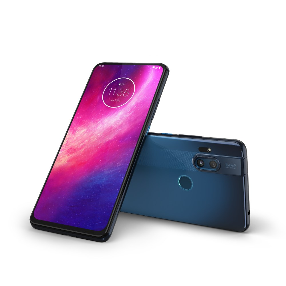 Motorola One Hyper goes official, priced at $399.99