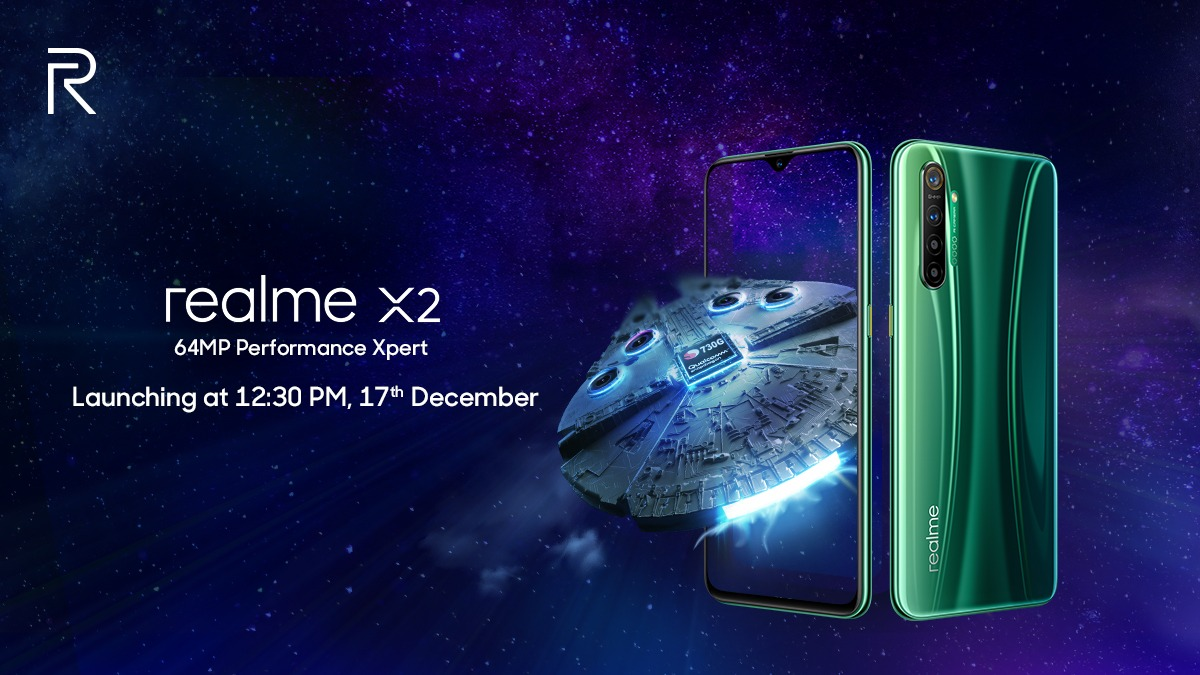 Realme X2 Launch Date in India