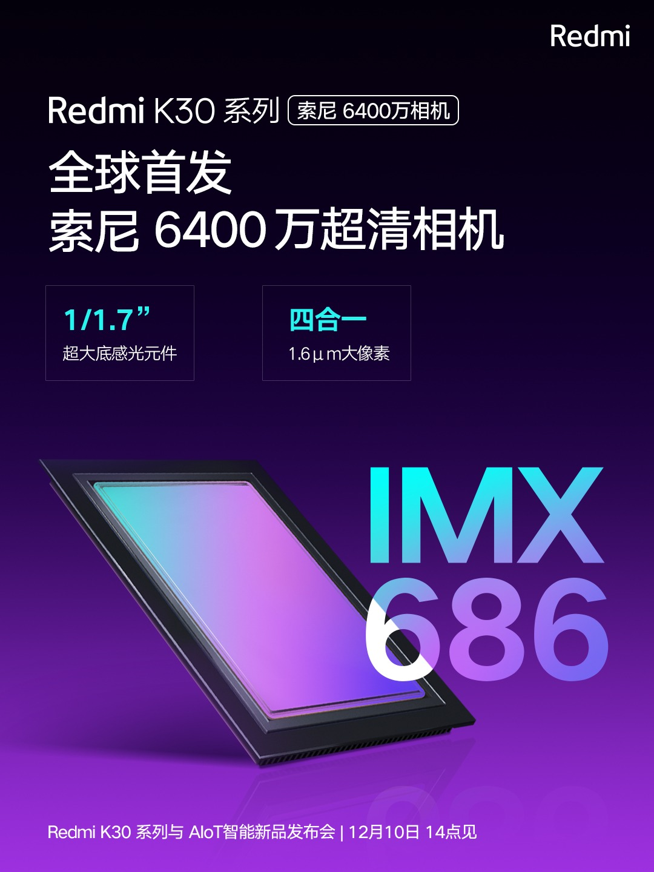 Sony IMX686 sensor