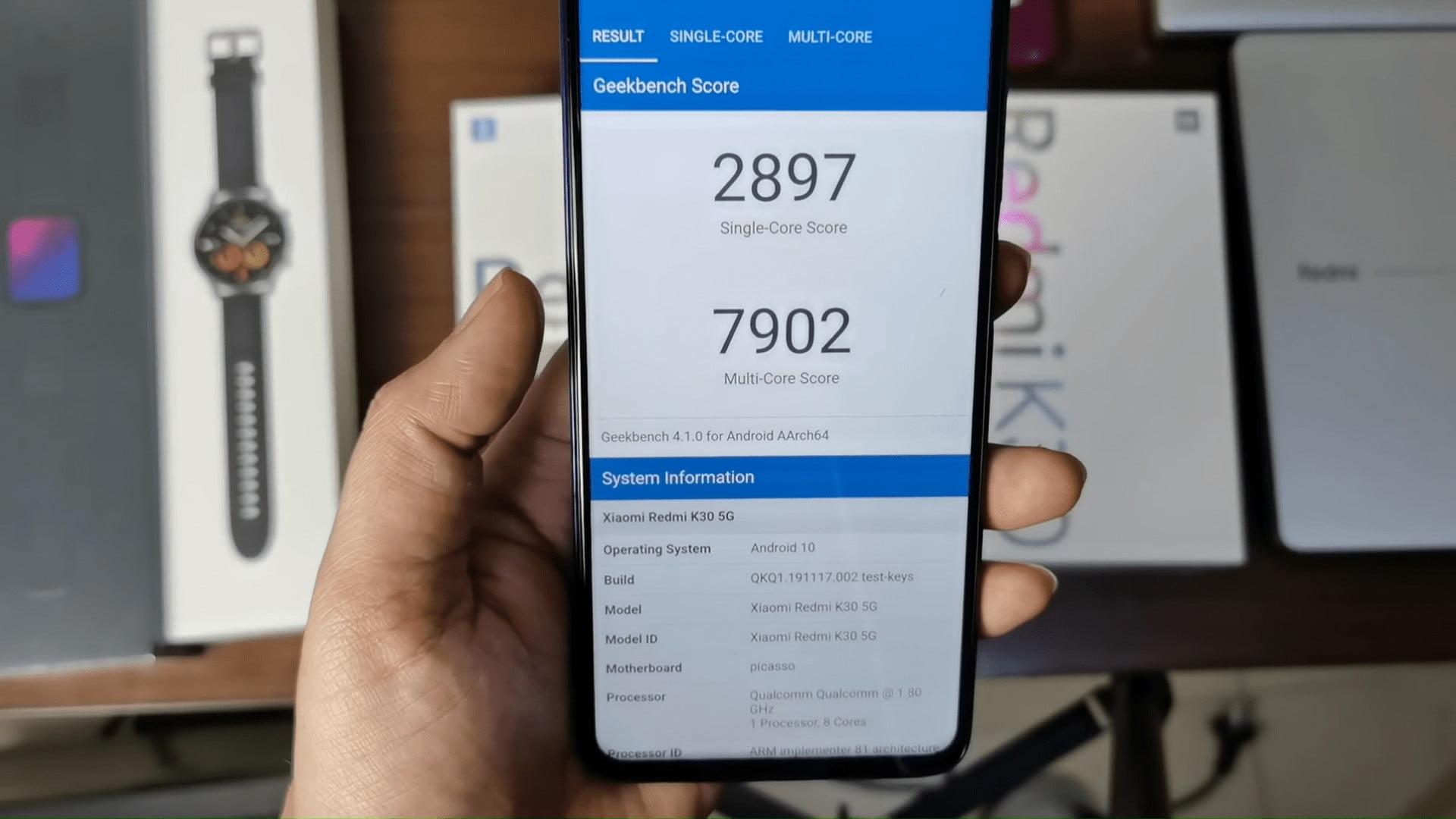 Snapdragon 765G vs Snapdragon 855