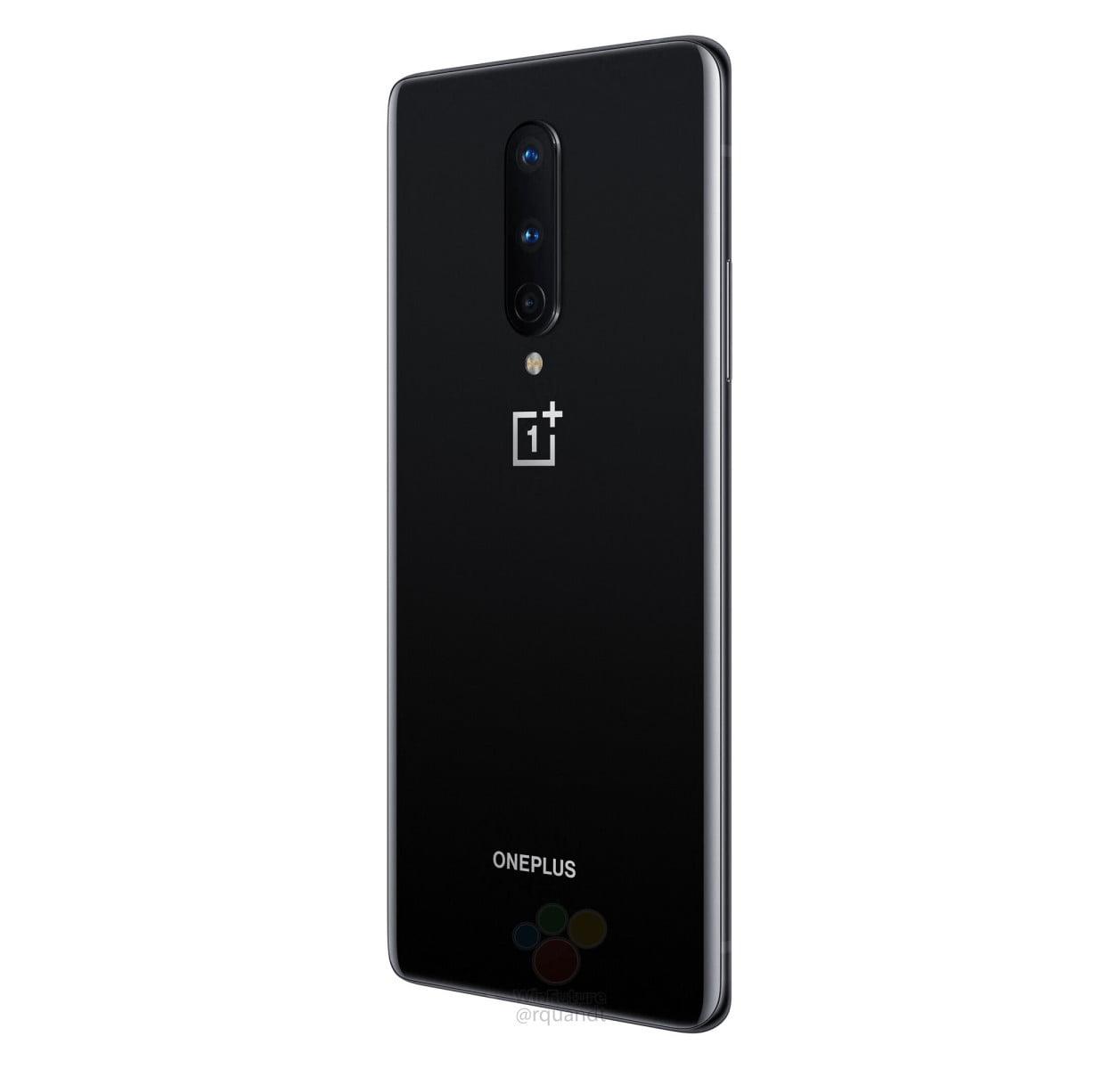 OnePlus 8 Press Renders
