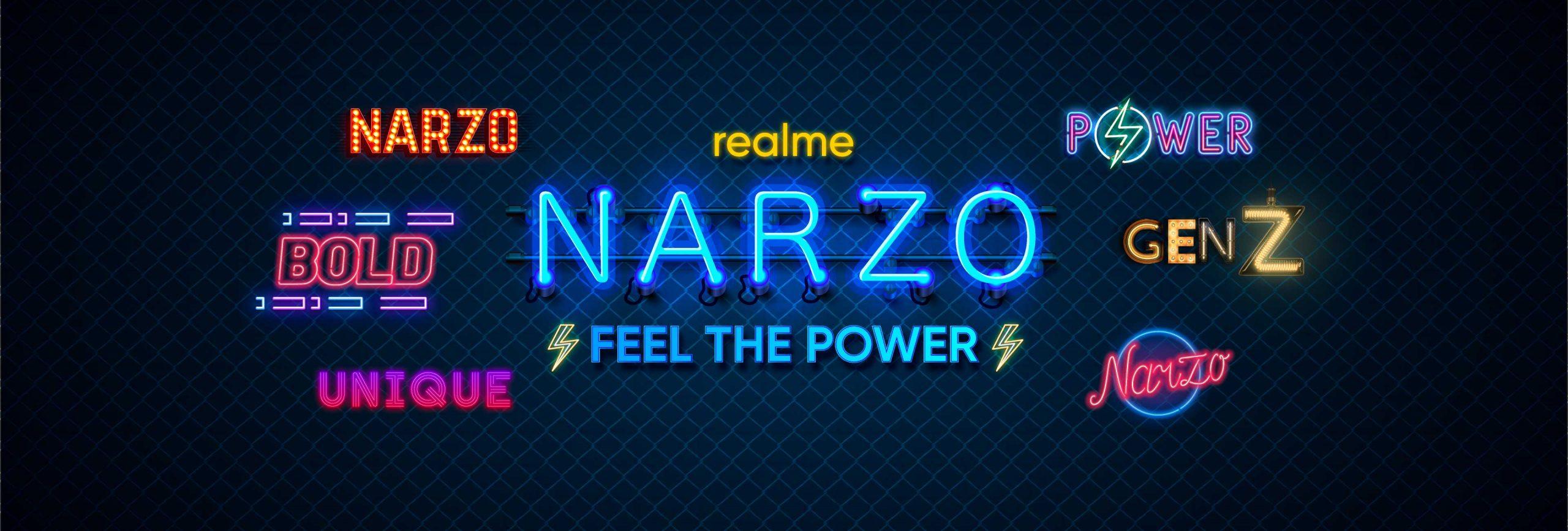Narzo 20 Series