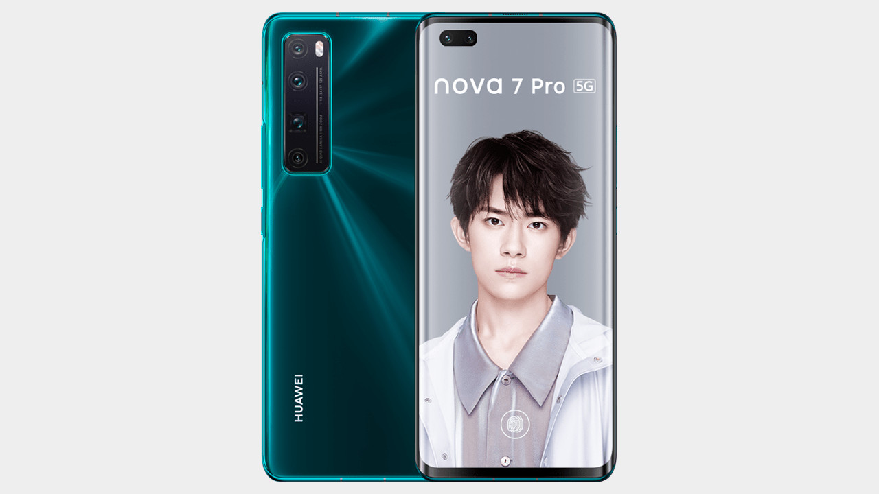 Huawei Nova 7