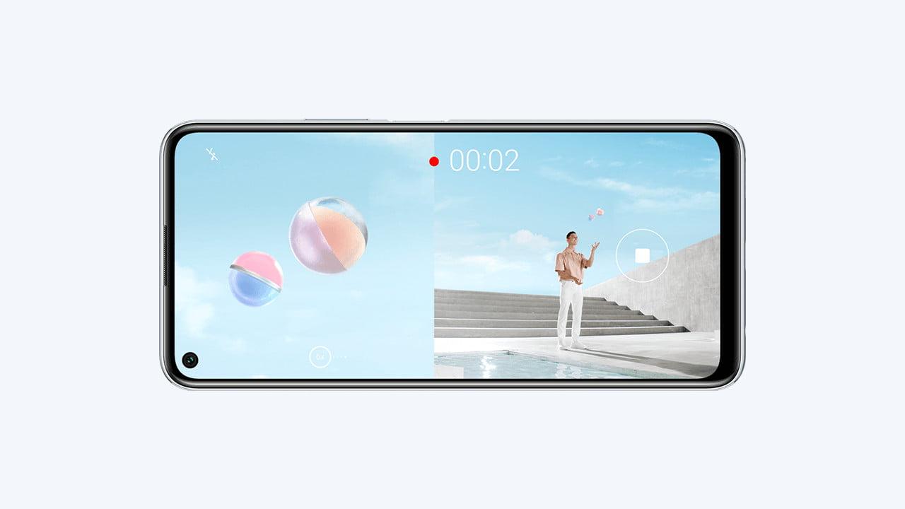 Huawei Nova 7 SE Display