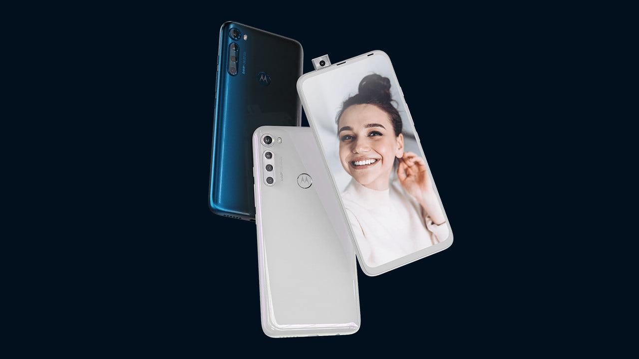 Motorola One Fusion+ Colors