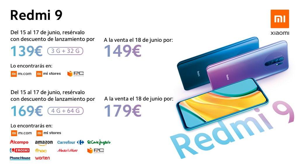 Redmi 9 Price