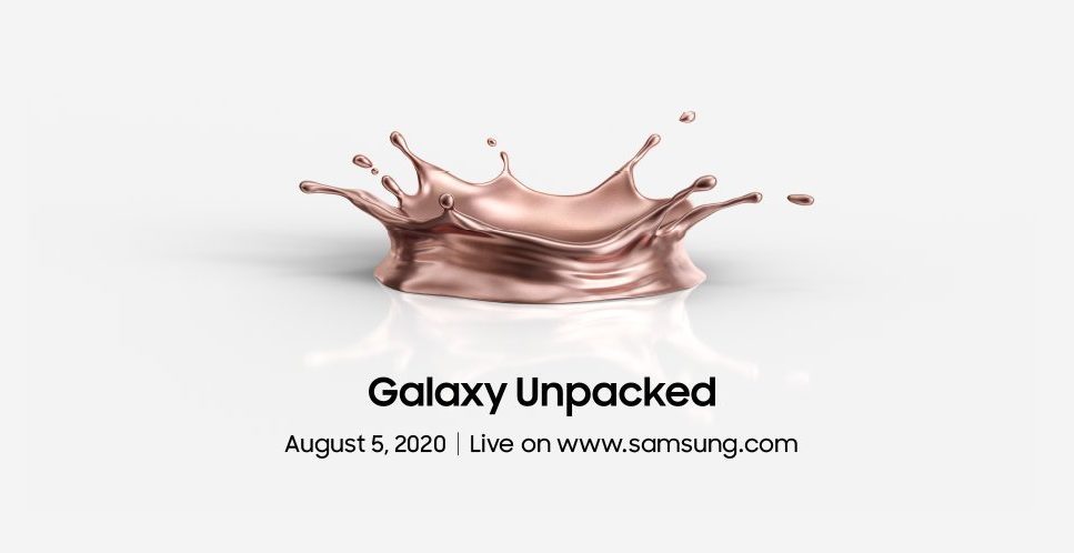 Galaxy UNPACKED 2020 Event