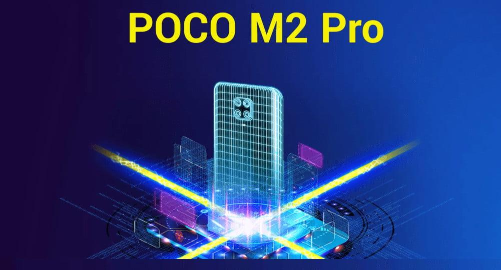Poco M2 Pro Teaser