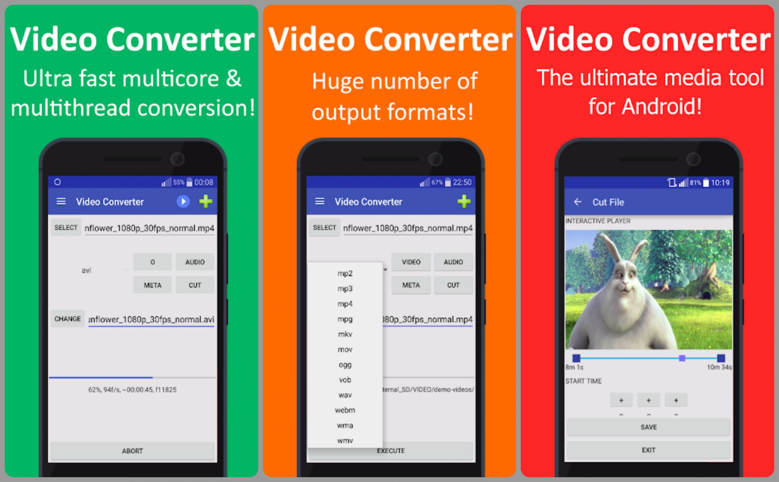 best video converter for android 2020