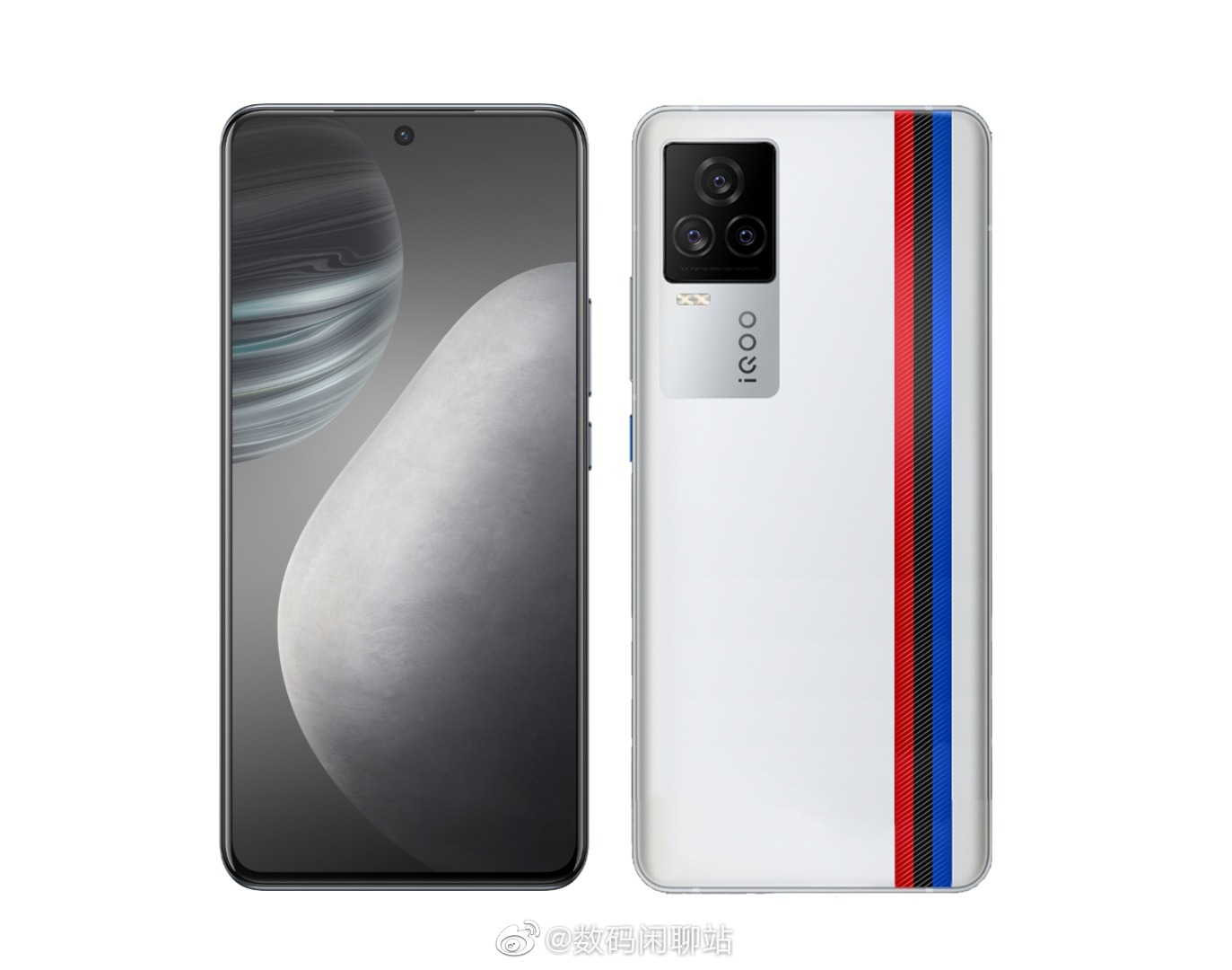 iQOO 7 Design