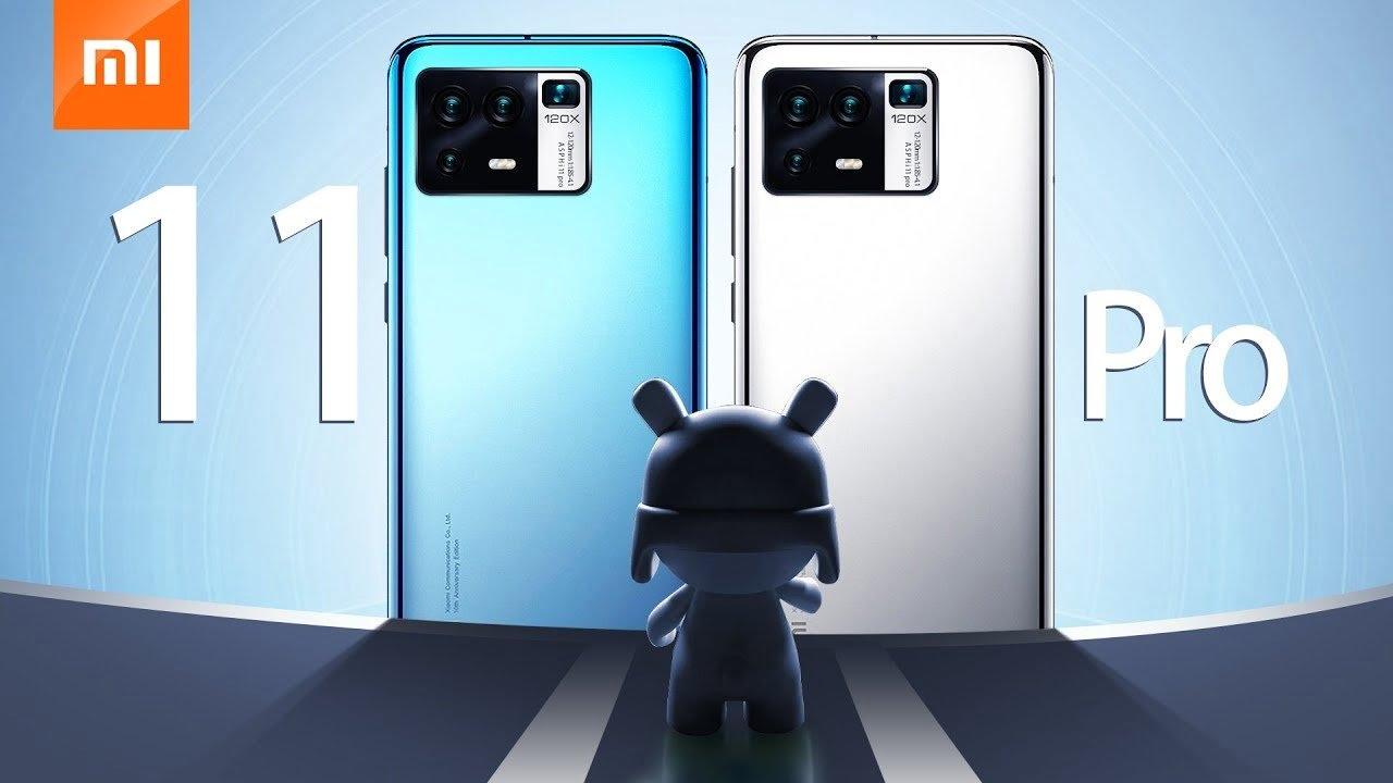 Xiaomi Mi 11 Pro Design