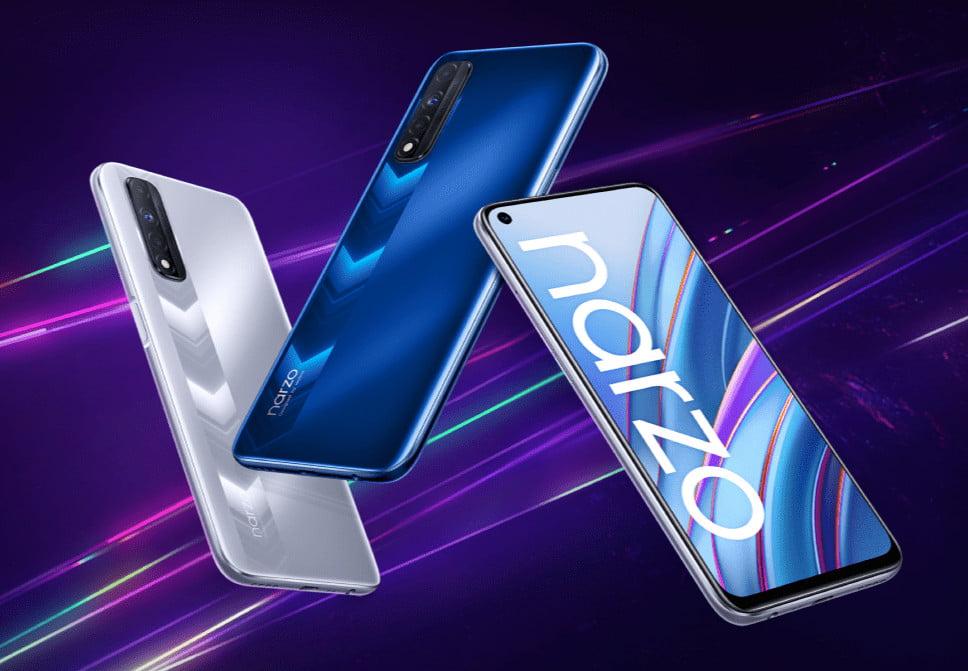 Realme Narzo 30 (4G)