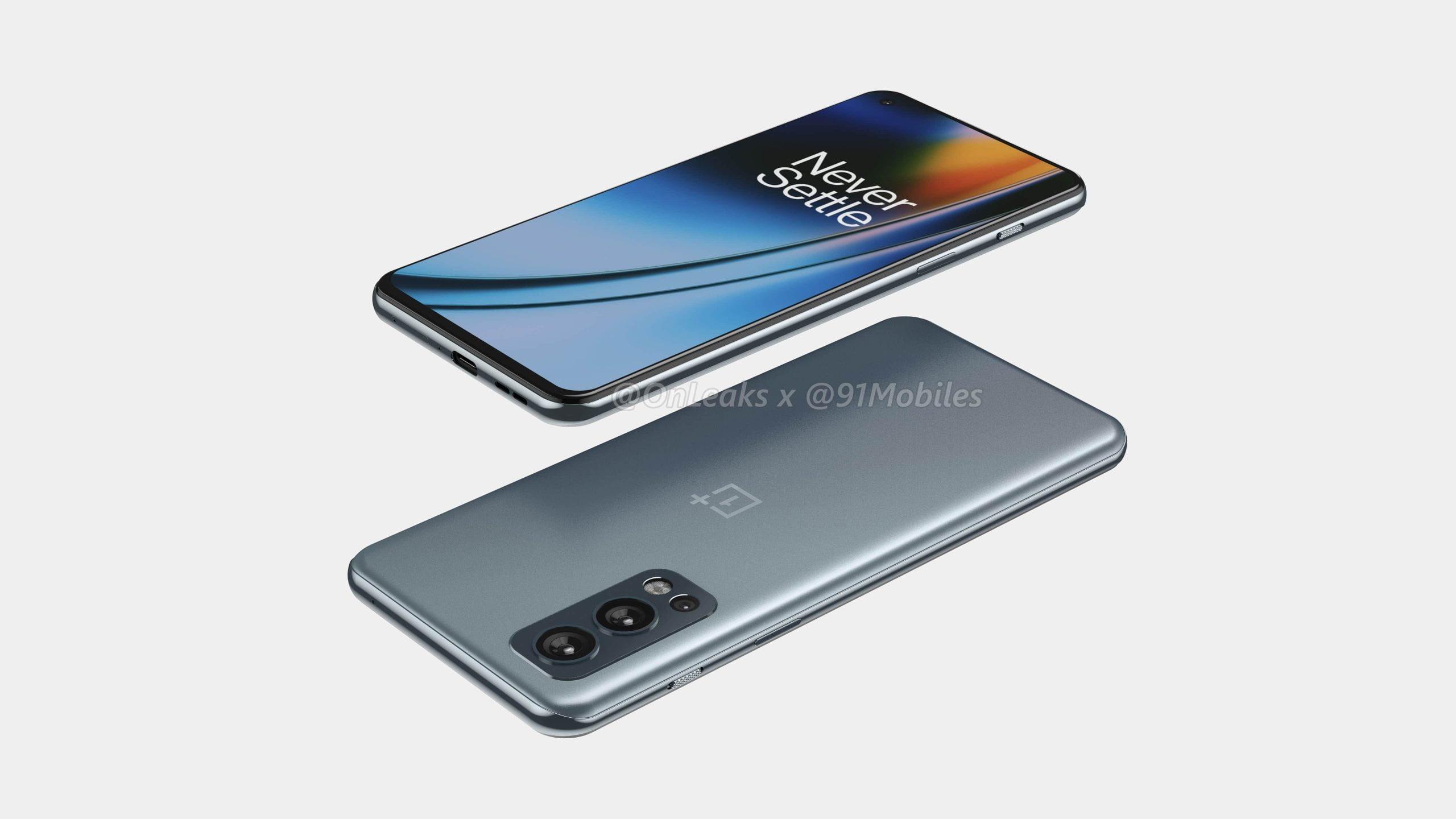 OnePlus Nord 2 Design