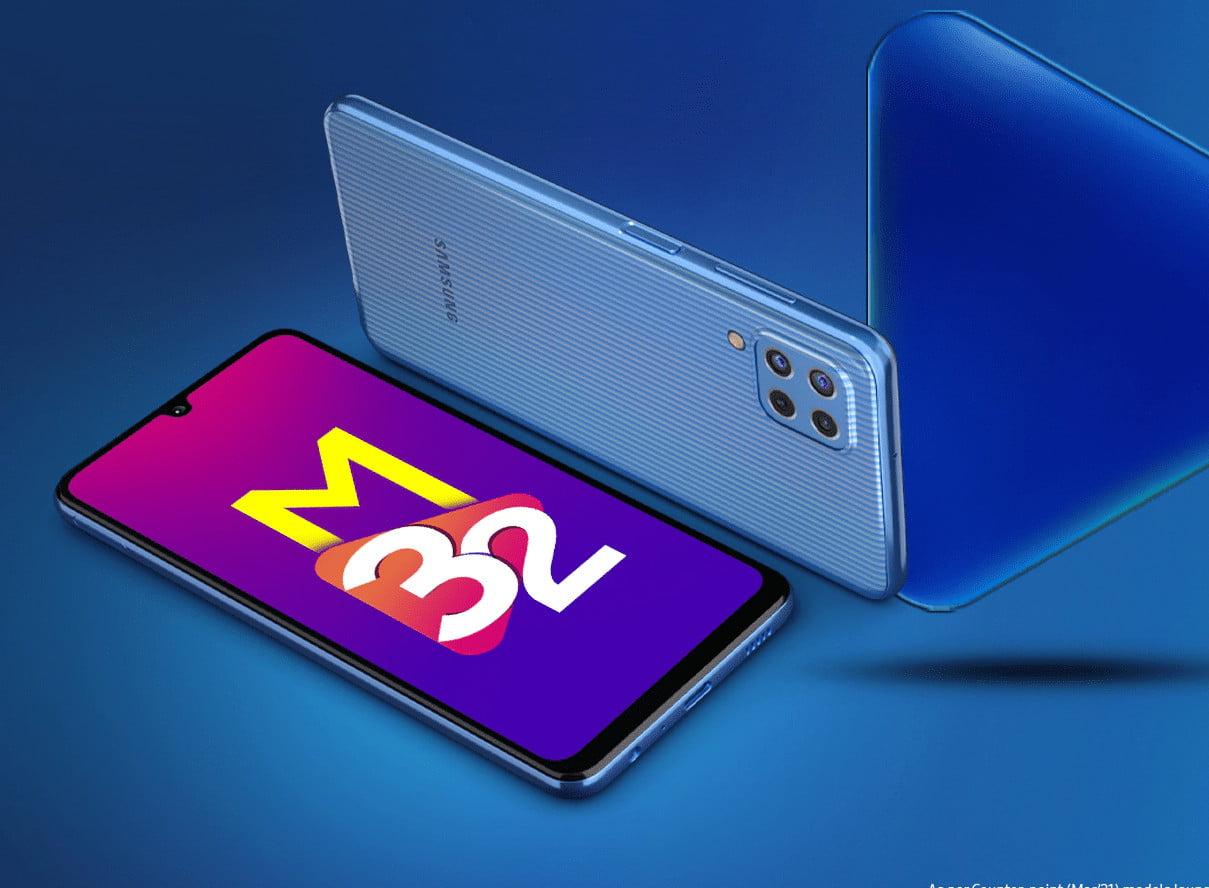 Samsung Galaxy M32 Design