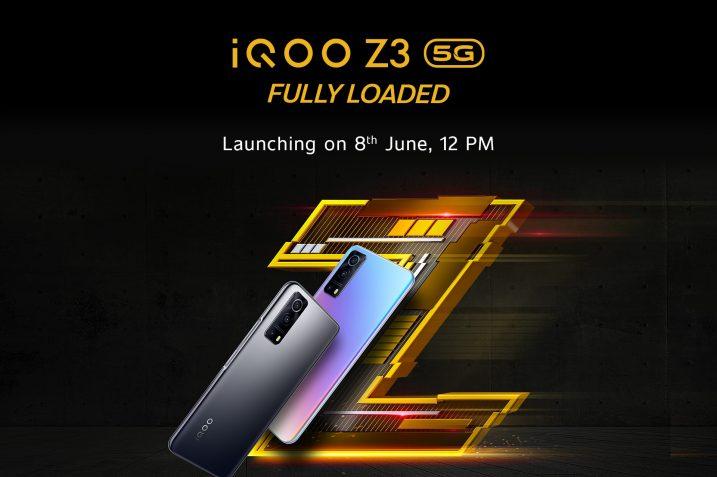 iQOO Z3 Price in India